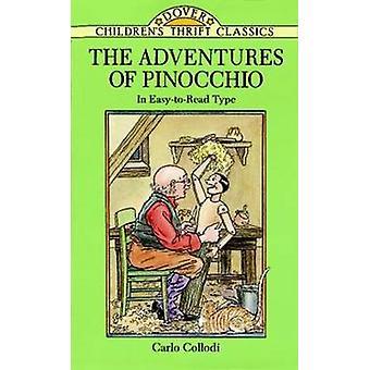 Pinocchio (New edition) by Carlo Collodi - 9780486288406 Book