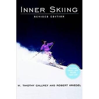 Inner Skiing (Revised edition) by Gallwey - 9780679778271 Book