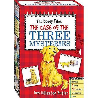 The Buddy Files Boxed Set #1-3 by Dori Hillestad Butler - Jeremy Tuge