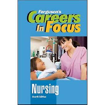 Careers in focus-verpleging (4e editie) door Ferguson Publishing-9780