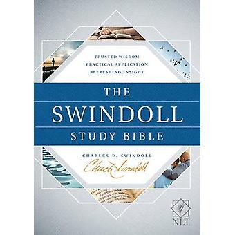 The Swindoll Study Bible NLT by Charles R. Swindoll - 9781414387253 B