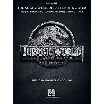 Jurassic World - Fallen Kingdom (Piano Solo) by Jurassic World - Fallen