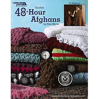 48-Hour Afghans (Leisure Arts #3694) by Rita Weiss Creative Part - 97