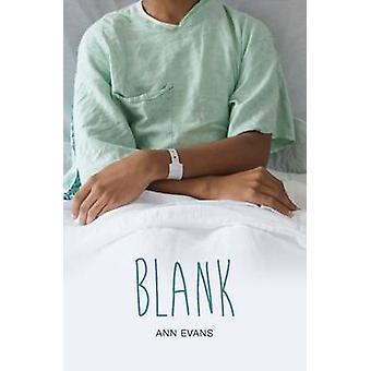 Blank by Ann Evans - 9781784646219 Book