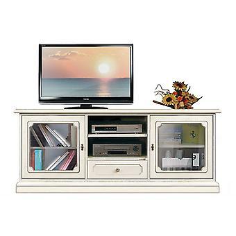 Low horizontal TV Door cabinet