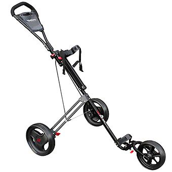 Masters Junior 5 serie 3 wiel push Golf trolley Zwart