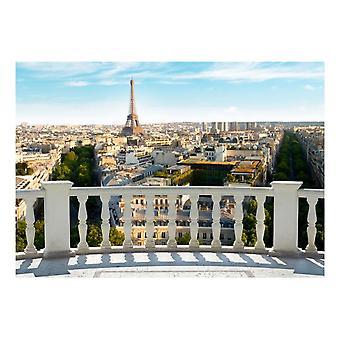 Artgeist Wallpaper Paris am Mittag (Dekoration , Fototapeten , Fototapeten Standard)