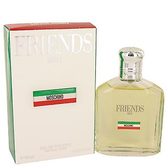 Moschino Friends by Moschino Eau De Toilette Spray 4.2 oz / 125 ml (Men)