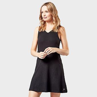 New Roxy Women's Buying Time Summer Tank Dress Black