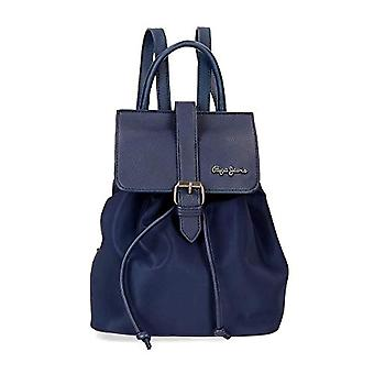 Pepe Jeans Ann Backpack Casual - 26 cm - blue (Blue) - 7722163