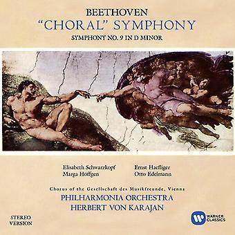 Karajan / Philharmonia - Symphony No 9 - Karajan/Philharmonia [CD] USA import
