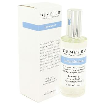 Laverie automatique de Demeter Cologne Spray 4 oz/120 ml (femmes)