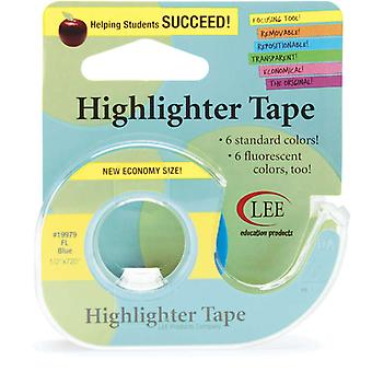 Fluorescent Highlighter Tape 1 2