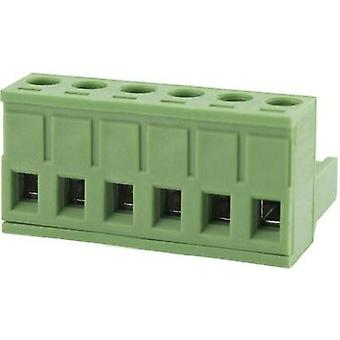 Pin enclosure - cable Total number of pins 5 Degson 2EDGK-5.0-05P-14-00AH Contact spacing: 5.0 mm 1 pc(s)
