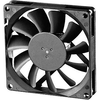 SUNON® DR fan EE80151S1-000U-A99 (W x H x D) 80 x 80 x 15 mm Operating voltage 12 Vd