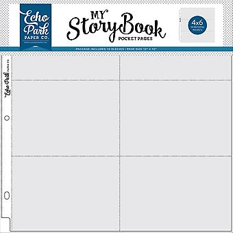 My Storybook Album Pocket Pages 12