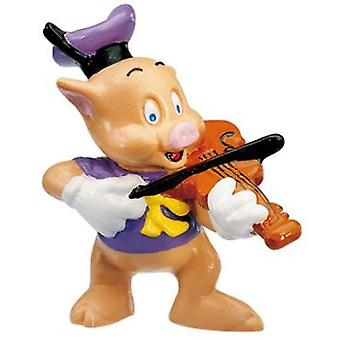 Yolanda Piglet Violin (Toys , Dolls And Accesories , Miniature Toys , Mini Figures)