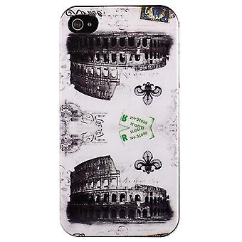 IPhone cover 4/4S-Rome (Coliseum)