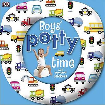 Jungen Potty Zeit