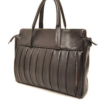 A-4 bag without Berba ¼ rich Business 305-900 dark brown/Taupe