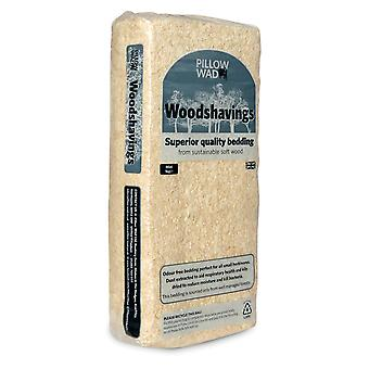 Pude Wad Woodshaving Mini 1kg (pakke med 10)