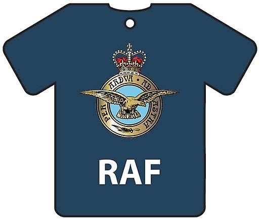 Personalised RAF / désodorisant de voiture de la Royal Air Force