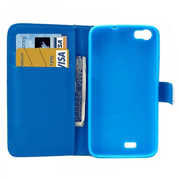 Pocket wallet premium model 79-to WIKO Lenny