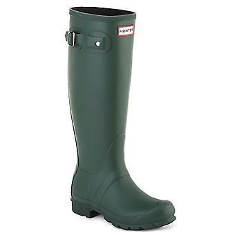Hunter Original Tall WFT1000RMAGREEN universal zapatos