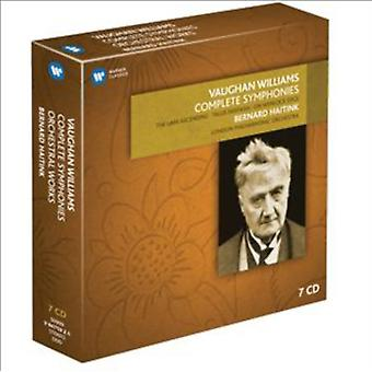 Vaughan Williams: The Complete Symphonies ecc.