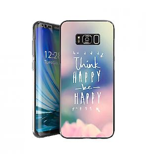 Think happy cover for Galaxy S8 Plus