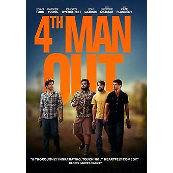 4th Man Out [Blu-ray] USA import
