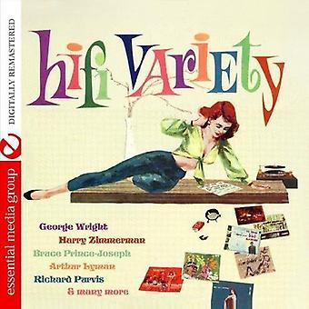 Hifi Variety - Hifi Variety [CD] USA import