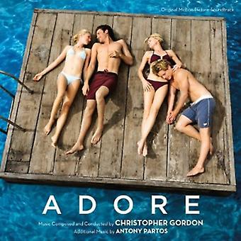 Christopher Gordon - Adore [CD] USA import