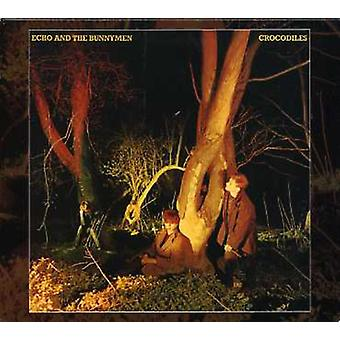 Echo & the Bunnymen - Crocodiles [CD] USA import