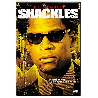 Shackles [DVD] USA import