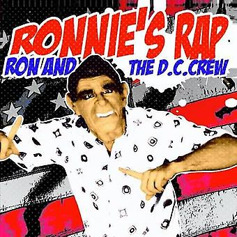 Ron & załogi D.C. - Ronnie Rap [CD] USA import