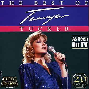 Tanya Tucker - bedste af Tanya Tucker [CD] USA import