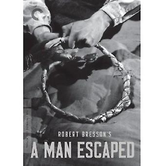 A Man Escaped [DVD] USA import