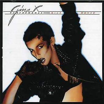 Gina X Performance - Nice Mover [CD] USA import