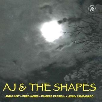 AJ & figurer - Aj & figurer [CD] USA importerer