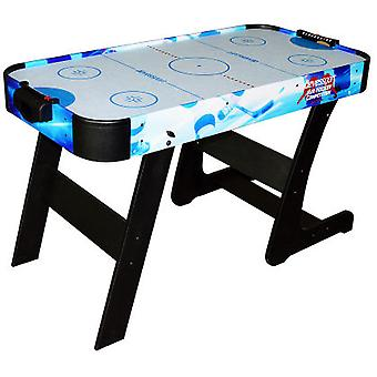 Pl Ociotrends Air Hockey Plegable (udendørs, Sport)