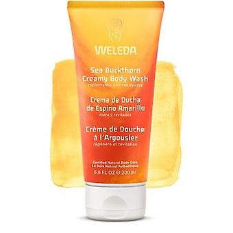 Weleda Buckthorn Shower Cream (Stimulant) 200Ml