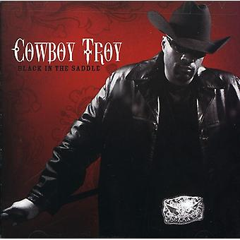Cowboy Troy - Black in the Saddle [CD] USA import