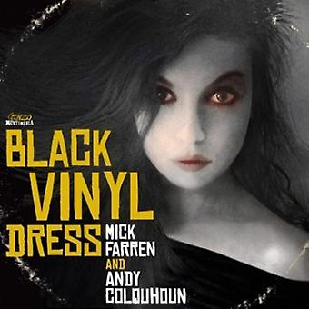 Mick Farren & Andy Colqohoun - kvinde i sort Vinyl kjole [CD] USA importen