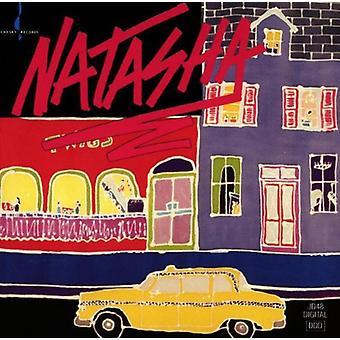 Natasha - Natasha [CD] USA importerer