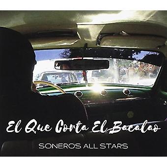 Soneros All Stars - import USA Bacalao El Corta Que [CD]