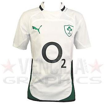 PUMA Irlande authentique rugby maillot 09/10
