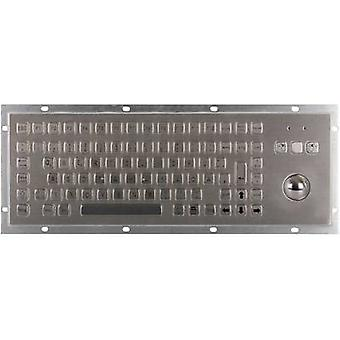 Industrial PC keyboard Joy-it IPC-Tastatur-02 ()