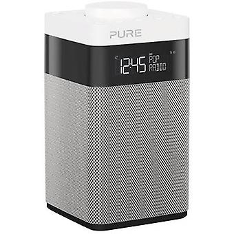 DAB+ Table top radio Pure Pop Midi AUX, DAB+, FM Black, White