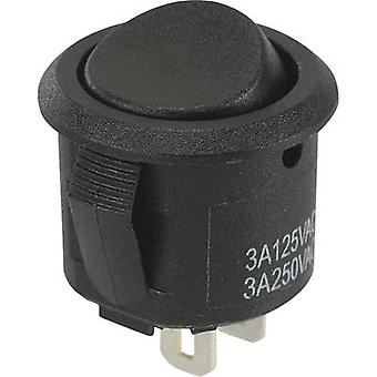 Toggle switch 250 V AC 3 A 1 x Off/On SCI R13-297A